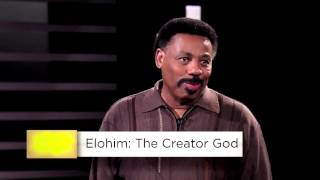 The Power Of G๐ds Names Tony Evans