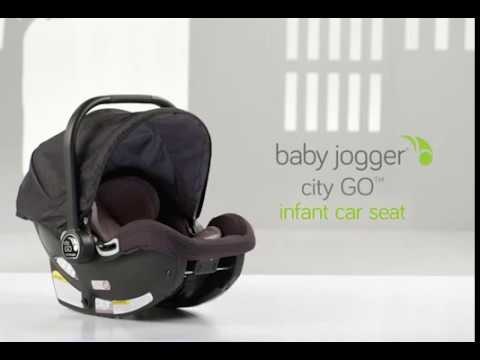 Installing The City GO With Taxi Safe Belt Path Without Base Baby Jogger