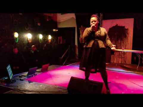 """Arielle Lacey Karaoke Queen - Rihanna """"Stay"""""""
