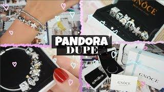 PANDORA DUPE !? | GNOCE JEWELRY
