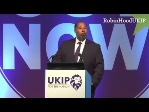 David Kurten anti SJW speech UKIP conference 2017