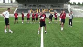 Download Maidstone United Under 18s Skill School Soccer AM MP3 song and Music Video