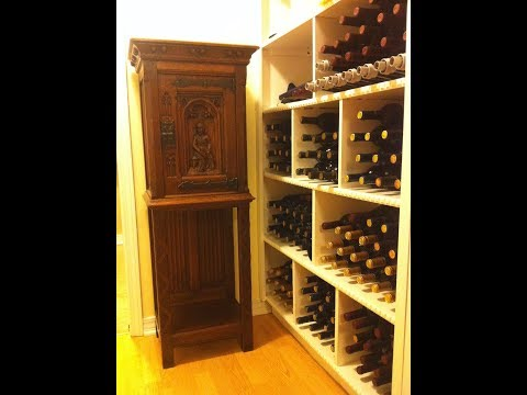Fill Up Your Wine Cellar:  Make Wine