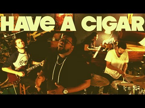 """The Main Squeeze - """"Have a Cigar"""" (Pink Floyd)"""