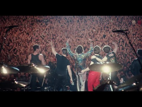Big 95 Morning Show - INXS concert film on the way this winter