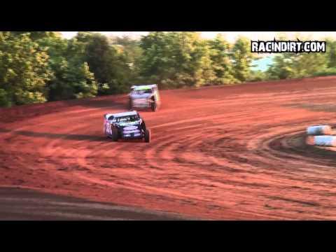 USMTS Featured Heat Race Monett Speedway 4/22/12