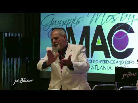 Joe Blasco @ Professional Makeup Artists Conference and Expo
