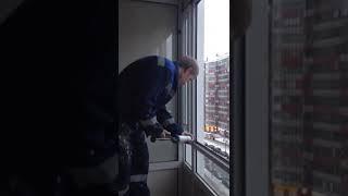 видео Установка пластиковых окон в СПб