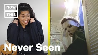 These People Have Never Seen 'Halloween' | NowThis