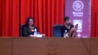 Rayden - Malaria (poema) en Universidad de Huelva
