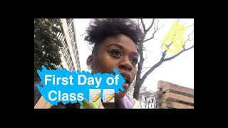 College Vlog | Spring Semester @ QCC 🤟🏾