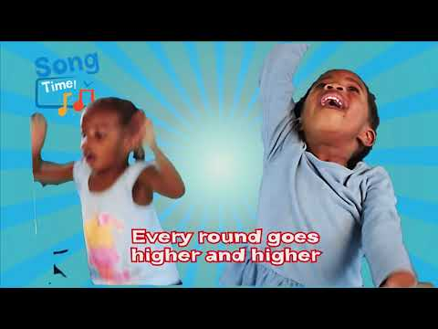 Jacob's Ladder ~ Childrens Bible Song with Lyrics