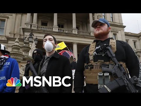 Microcosm Of Republican Rejection Of Democracy Seen In Michigan | Rachel Maddow | MSNBC