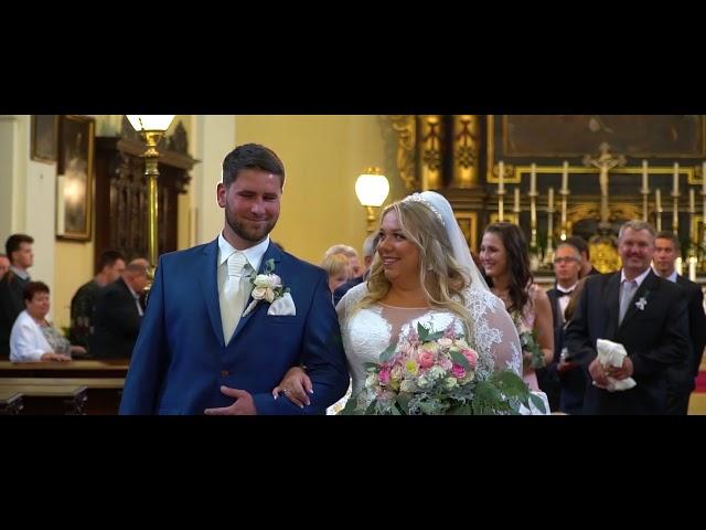 Kačka a Vojta - Svatební video 2019