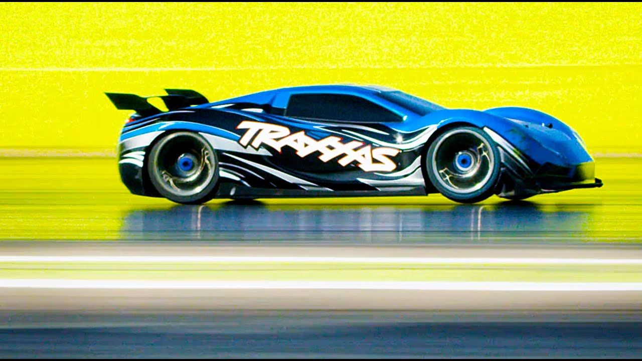 World's FASTEST Production RC Supercar!