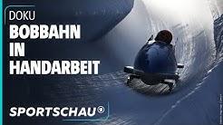 Einzige Natureisbahn der Welt: Spektakel Bobfahren in St. Moritz   Sportschau