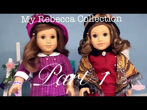 Rebecca's Collection Part 1