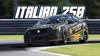 iRacing: V8SCOPS Italian 250 (V8 Supercar @ Monza)