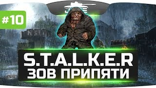 Приручаем Монстров! ● S.T.A.L.K.E.R.: Зов Припяти [SGM] #10