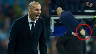 Funny Football/Смешные моменты с тренерами