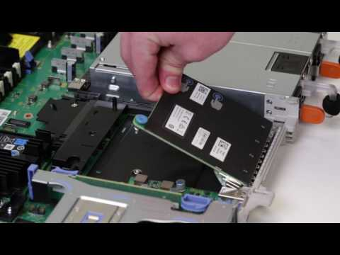 Intel Ethernet I350 QP 1Gb NDC for PowerEdge R640