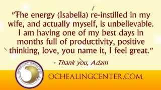 Orange County Healing Center ~ Client Testimonials