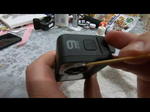 """Hero 9 Lens Mod """"Adjustment"""" """"Fix"""" whatever you want to call it."""