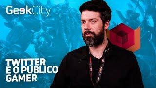 Twitter incentivando games e e-Sports na plataforma - Entrevista com Pitter Rodriguez