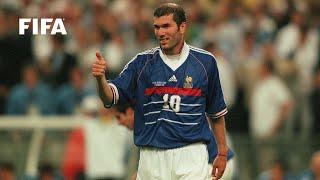Brazil v France (France 1998) | FIFA World Cup | Full Match