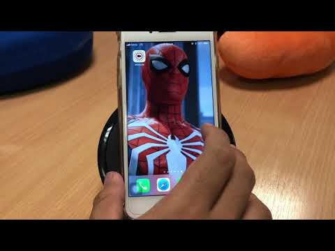 How to set up iPhone Live Wallpapers