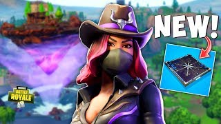THE BEST SKIN IN SEASON 6 & New Freeze Trap in Fortnite Battle Royale