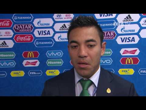 Marco FABIAN  PostMatch   Match 14: Germany v Mexico  FIFA Confederations Cup 2017