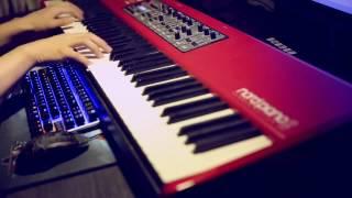 Sakura anata ni deaete yokatta Piano ♪ [Trú Dạ]