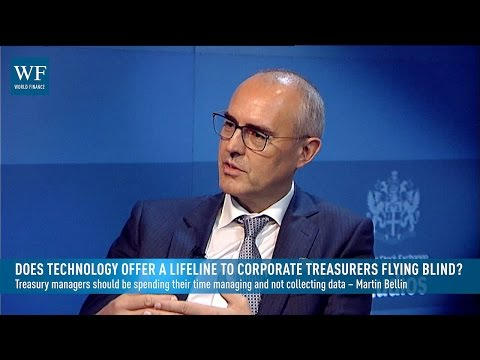 Does technology offer a lifeline to corporate treasurers flying blind? | World Finance