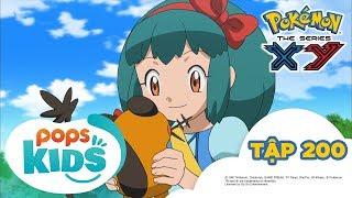 Pokémon Tập 200 - Dedenne Là Pichu, Pichu Là Dedenne…? - Hoạt Hình Tiếng Việt Pokémon S17 XY