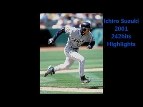 Ichiro Suzuki Highlights Youtube