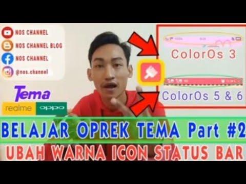 Belajar Oprek Tema Oppo Realme Part #2