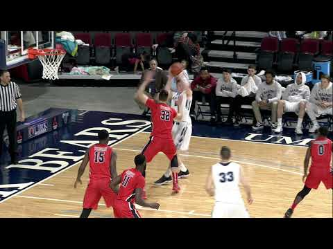 Maine Men's Basketball vs Stony Brook Highlights