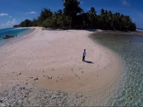 Refuge Sought from Marshall Islands' Rising Seas