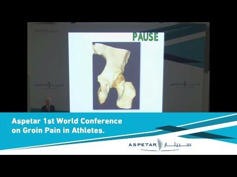 Hip Arthroscopy in Athletes - Damian Griffin