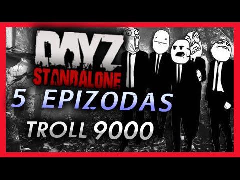 DayZ Standalone: Lietuviskai