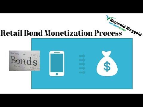 Retail Bond Monetization Process