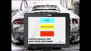 Custom-built point of sale solution for car-washes, car-detailers, dent/crash-repairers, mechanics & workshops ........ car number-plate recognition technolo...