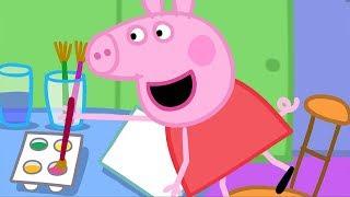 Peppa Pig Português Brasil - Arte! Peppa Peppa Pig
