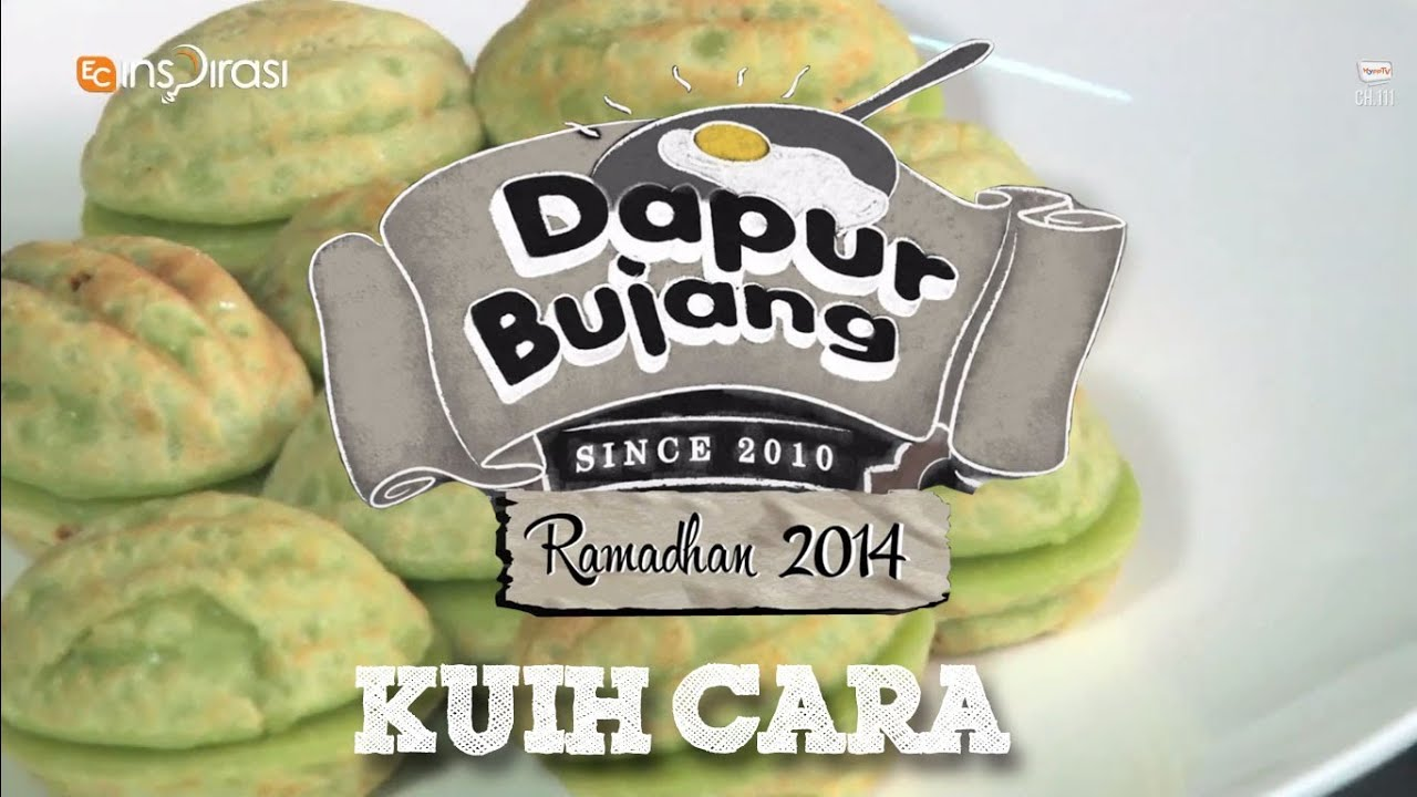 Dapurbujang Ramadhan Kuih Cara