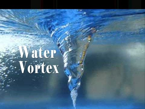 Create Water Vortex at Home - Kids Science Experiment!