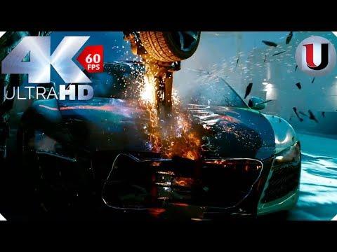 Opening Sequence Shanghai Scene Transformers Revenge Of The Fallen (FULL HD)