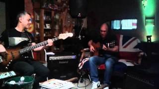 "Adriano Campagnani & Amauri Ângelo ""Aranha"" - Jazz Duo III"