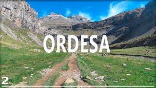 VIAJE A ORDESA (2) - Valle de ordesa, cola caballo, faja pelay y senda de los cazadores
