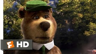 Yogi Bear (6/10) Movie CLIP - How Smart Are You Now? (2010) HD